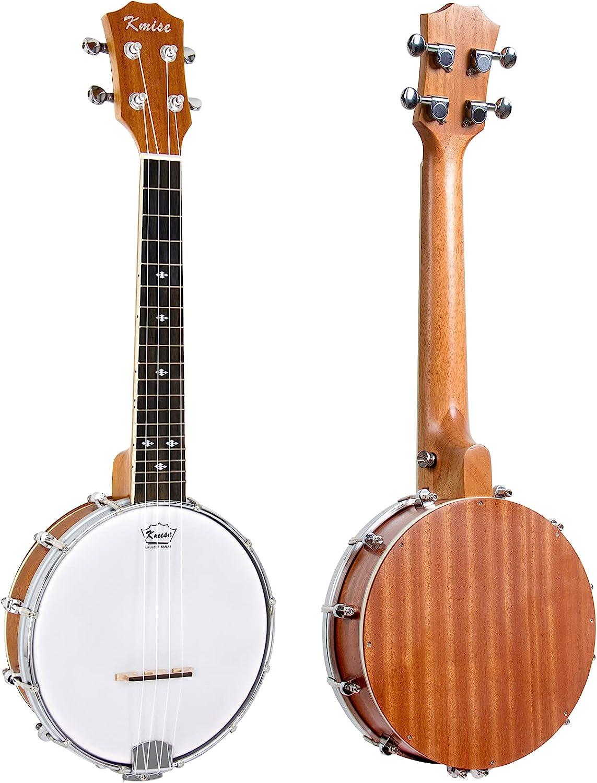 Kmise 4 String Banjo New Free Shipping Ukulele lele High quality Uke 23 Inch Size Concert