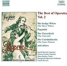 Best Of Operetta Vol. 2