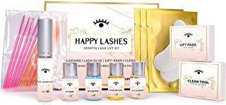 Happy Lashes - Upgraded Wimper Lifting Set - Uitgebreid - Lash Lift Kit - 25 Delig - Permanent Wimpers Liften - Wimpers Kr...