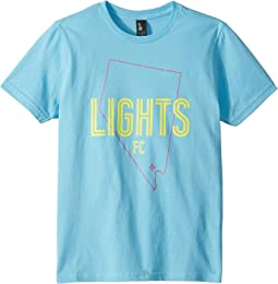 Las Vegas Lights FC State Tee (Little Kids/Big Kids)