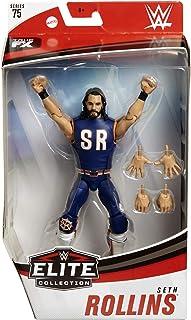 WWE Elite Seth Rollins Series 75 Action Figure