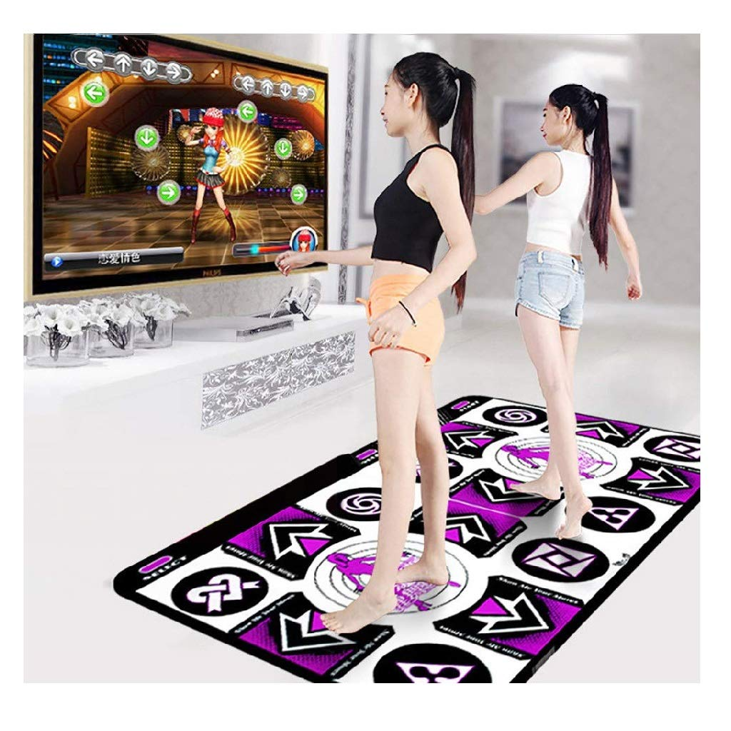 Double Dance Mat Wireless Play Non-Sl UMei Cordless Bombing free Price reduction shipping Foldable