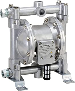 Fuelworks Double Diaphragm Transfer Pump 1/2