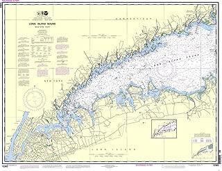 NOAA Chart 12363: Long Island Sound Western Part