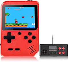 Innoo Tech Mini Retro Handheld Games Consoles ,Built-in 400 Classic Game, Portable Pocket Go Gameboy 3 Inch LCD Screen TV ...
