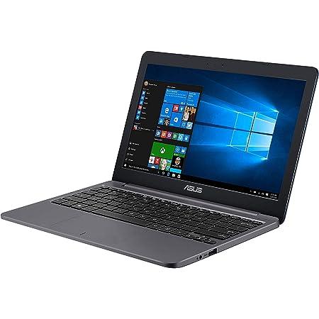 ASUS 軽量小型ノートパソコン L203NA(11.6インチ,980グラム/インテル Celeron N3350/4GB, 64GB/Webカメラ/WPS office/スターグレー/日本語キーボード/Windows 10 Home (S モード))【日本正規代理店品】【あんしん保証】L203NA-FD126T