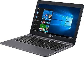 ASUS 軽量小型ノートパソコン L203NA(11.6インチ,980グラム/インテル Celeron N3350/4GB, 64GB/Webカメラ/WPS office/スターグレー/日本語キーボード/Windows 10 Home (S モ...