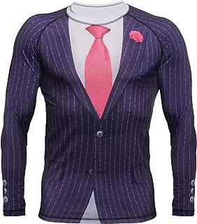 Jitsu Rashguard Notorious Conor McGregor Suit UFC - Man Long Sleeve - Premium Quality