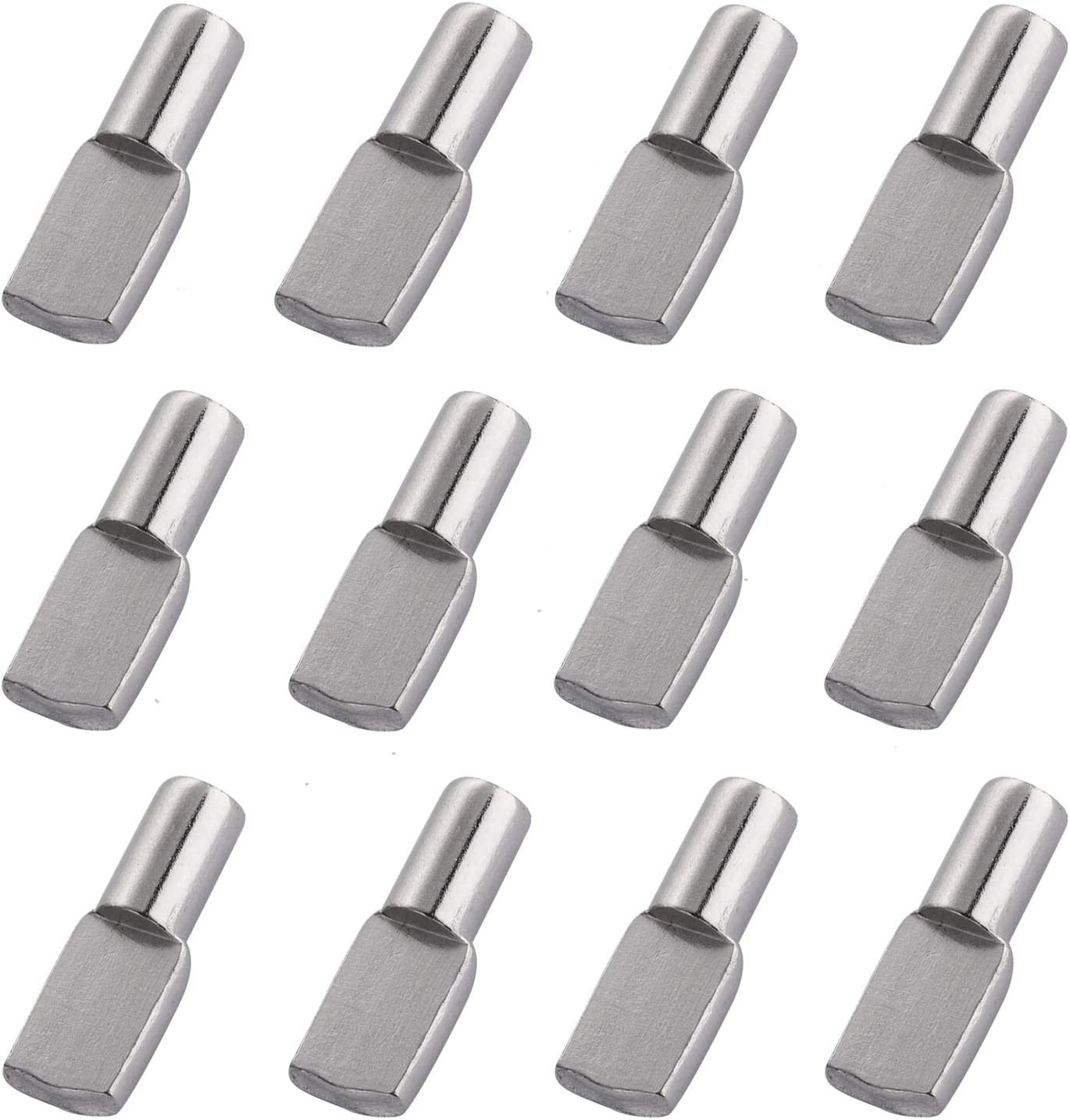 50 Max 59% Super popular specialty store OFF Pieces Shelf Pegs Pins 5mm Spoon Furniture Cabinet Supp Shape