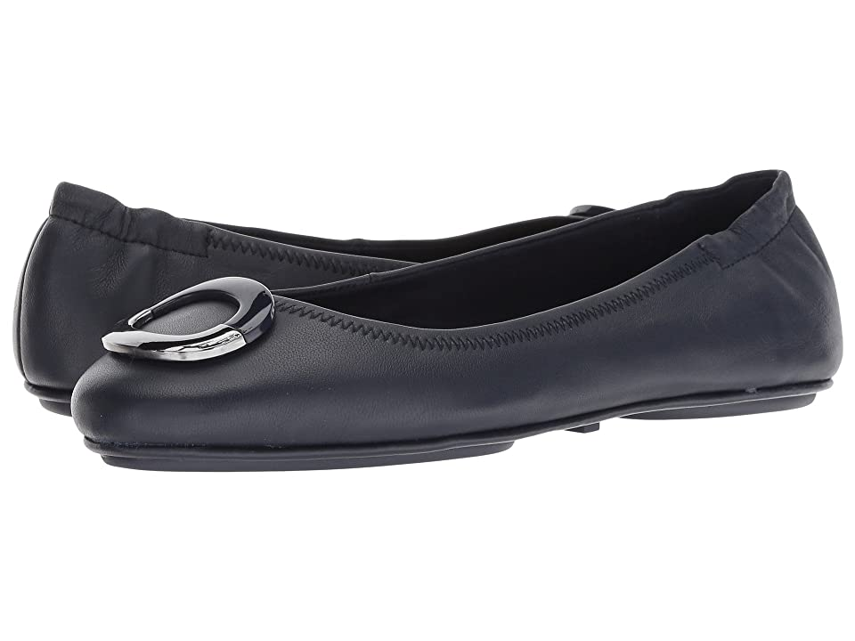 Bandolino Fanciful (Navy Leather) Women