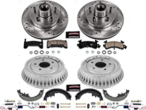 Power Stop Front & Rear K15026DK Performance Pad, Rotor, Drum and Shoe Kits