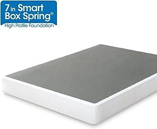 Zinus Armita 7 Inch Smart Box Spring / Mattress Foundation / Strong Steel Structure / Easy