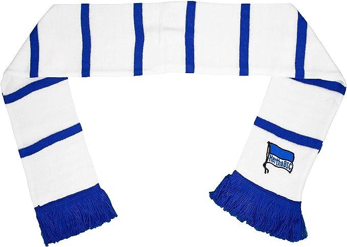 Fanschal Scarf Hertha BSC Berlin Schal Plus Lesezeichen I Love Berlin Berlin in blau-Weiss