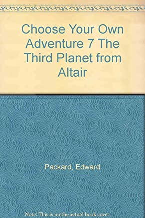 Choose Your Own Adventure 7 The Third Planet from Altair