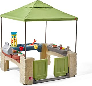Step2 874100 All Around Playtime Patio with Canopy