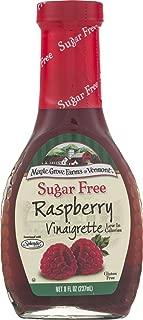 Maple Grove Farms Sugar Free Salad Dressing, Raspberry Vinaigrette, 8 Ounce