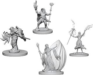 Dungeons & Dragons Nolzur's Marvelous Unpainted Miniatures Bundle: Elf Male Wizard & Elf Female Wizard