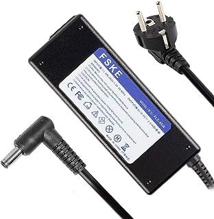 FSKE® 45W 19.5V 2.31A 450-18920 450-AECO Y9N00 C4K9V Cargador de Laptop para DELL Inspiron 5558 3050 5559 5568 AC Adaptador, Notebook EUR Power Supply, 4.5 * 3.0mm
