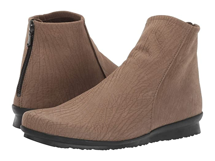 Arche  Baryky (Sand) Womens Zip Boots