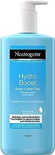 Neutrogena Hydro Boost Body Lotion, Voor Droge Huid, Met Hyaluron, 3 x 400 ml