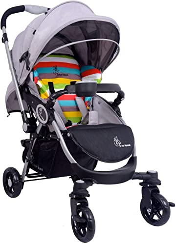 R for Rabbit Chocolate Ride - The Designer Baby Stroller and Pram