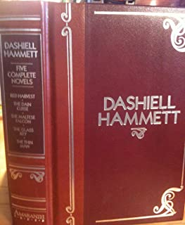Dashiell Hammett: Gre Ma Li Crp (The Great Masters Library)