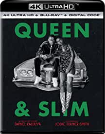 QUEEN & SLIM arrives on Digital Feb. 18 and on 4K Ultra HD, Blu-ray, DVD March 3 from Universal Pictures