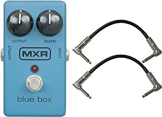 Dunlop MXR M-103 Blue Box Octave Fuzz Pedal w/2 Free 6