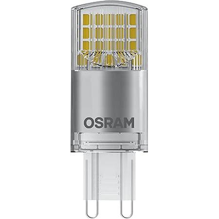 Osram 4058075811935 Ampoule LED Plastique 3,50 W G9 Transparent