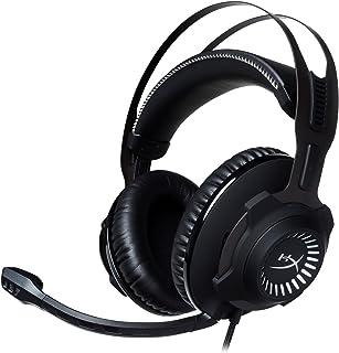 Headset Gamer HyperX Cloud Revolver, HX-HSCR-GM, Preto/Branco