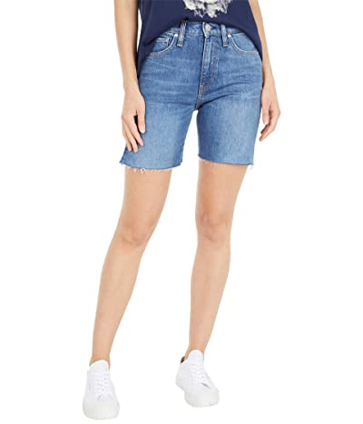 Hudson Jeans Hana Mini Biker Shorts in Underpass (Underpass) Women
