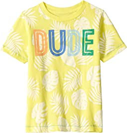 Tropical Dude Tee (Toddler/Little Kids/Big Kids)
