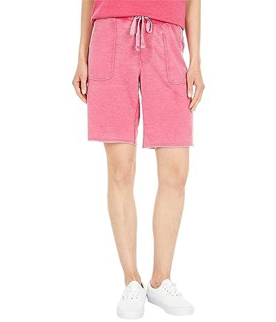 XCVI Wearables Hotch Burnout Terry Shorts