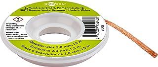 Fixpoint 45246 Avlödningsfläta, 2 mm x 1,5 m