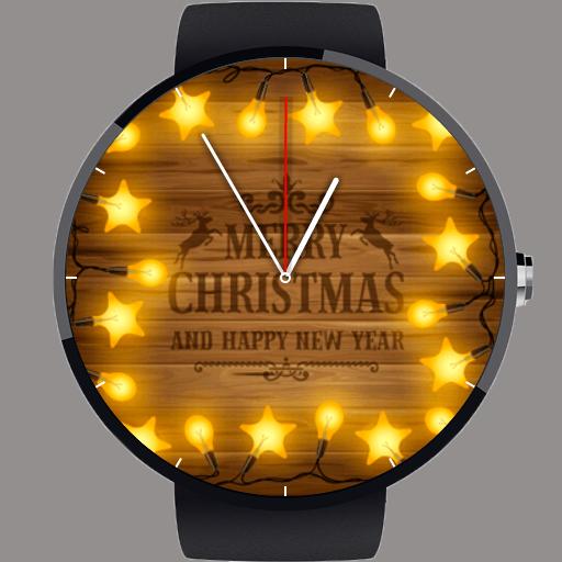 Navidad - esferas de reloj