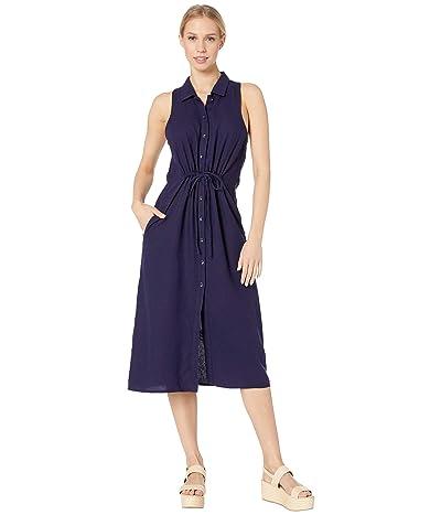 Tavik Maggie Midi Dress (Evening Blue) Women