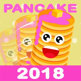 Dancing Pancake 2K18 - Ultimate DIY Pan Cake Art Challenge: Kill Time Free Download Games