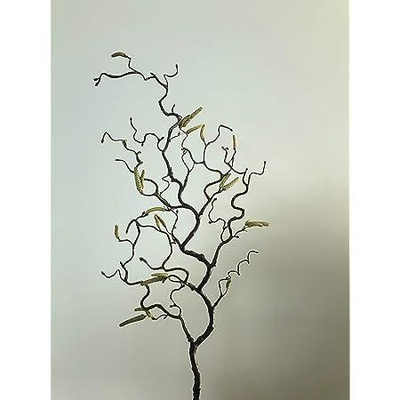 """Deko Zweige /""""Kirschblüte/"""" mit LED Beleuchtung Kunst Textil Pflanze Ast Blüte"""