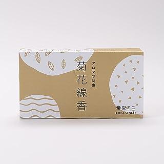 オリジナル菊花線香 丸型ミニサイズ 16巻×2包入
