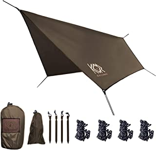 KOR Outdoors Rain Fly Camping Tarp