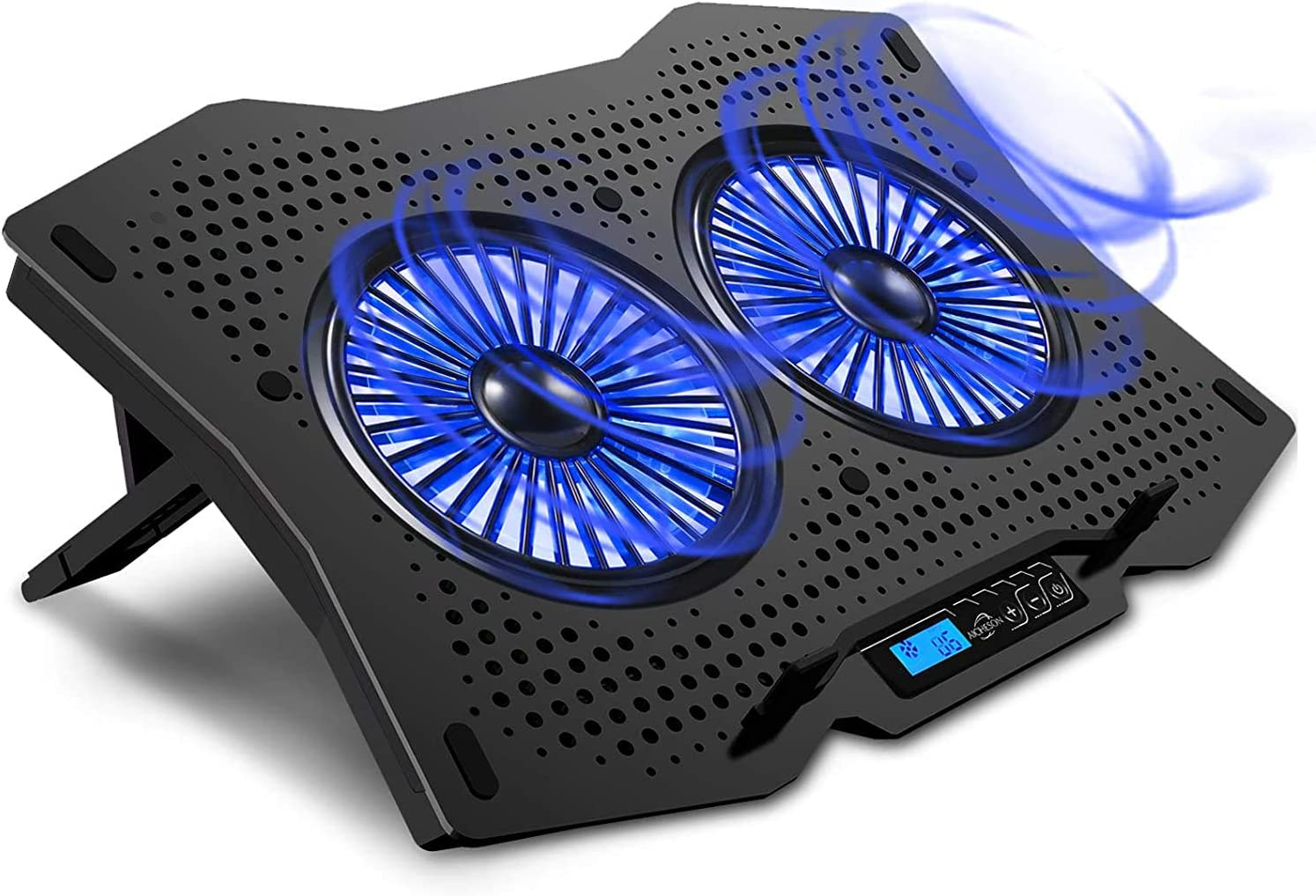AICHESON Laptop Cooling Cooler Pad for 15.6