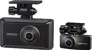 コムテック 前後2カメラ ドライブレコーダー ZDR025 前後200万画素 Full HD ノイズ対策済 夜間画像補正 SONY製CMOSセンサー搭載 LED信号対応 専用microSD(32GB)付 1年保証 Gセンサー GPS 高速起動 後続車接近通知 駐車監視/安全運転支援機能付 COMTEC