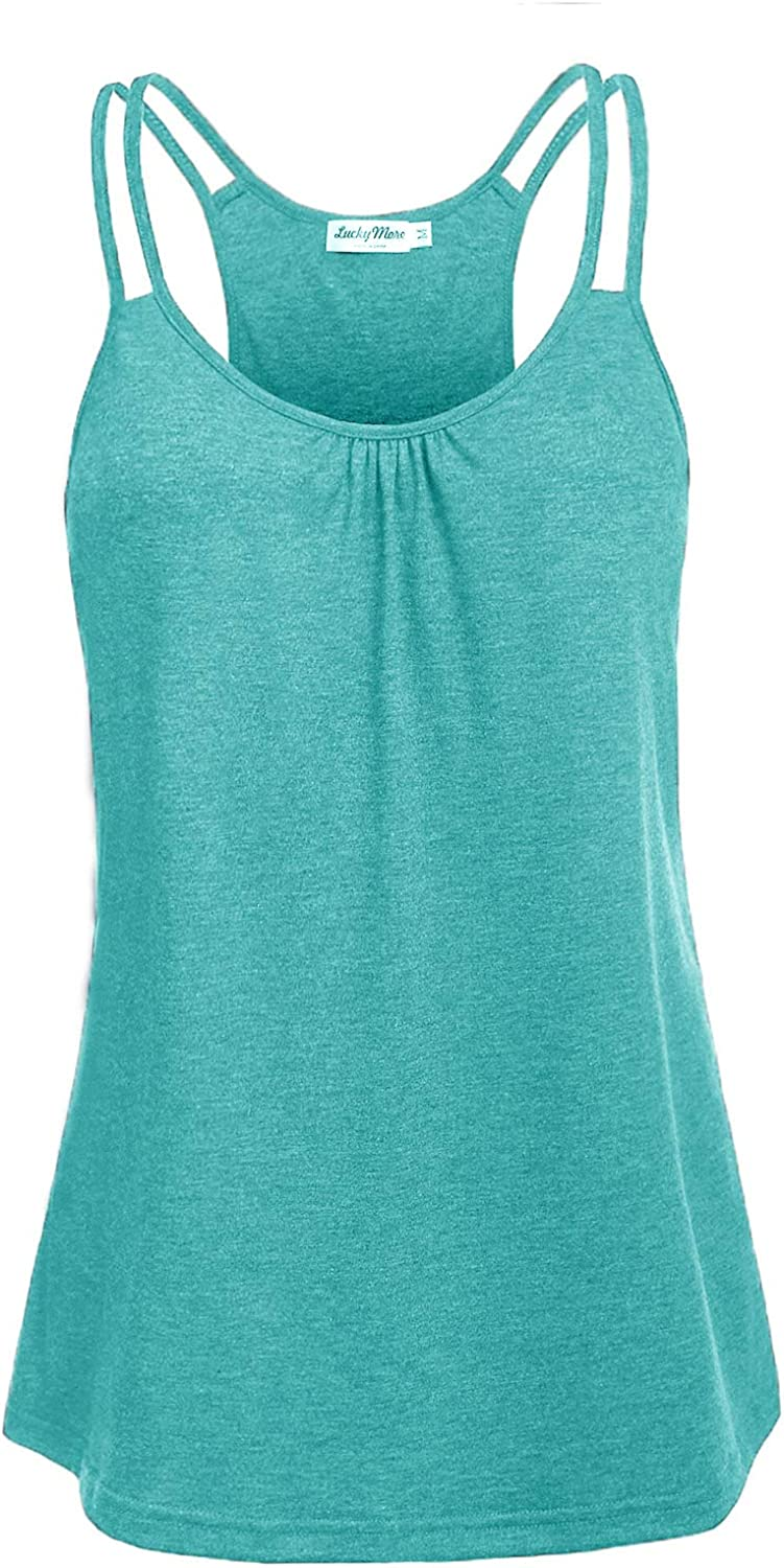 Women's Workout Tops Sleeveless Scoop Loose Fit Neck Shirts We OFFer at cheap Max 88% OFF prices Yoga