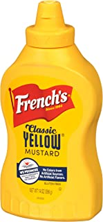 French's Mustard Squeeze, 14 OZ