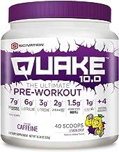 quake 10.0 ingredients