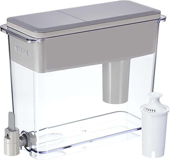 Brita 18 Cup UltraMax Water Dispenser with 1 Filter