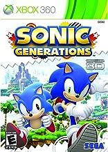 Sega Sonic Generations X360