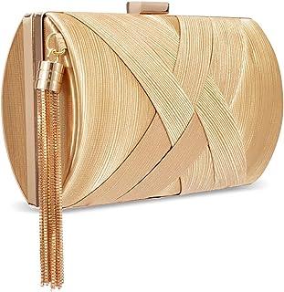 Damen Abend-Clutch, Designer-Abend-Handtasche, Partytasche, Clutch, Geldbörse