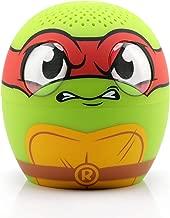 Bitty Boomers Nickelodeon Teenage Mutant Ninja Turtles Raphael Bluetooth Speaker