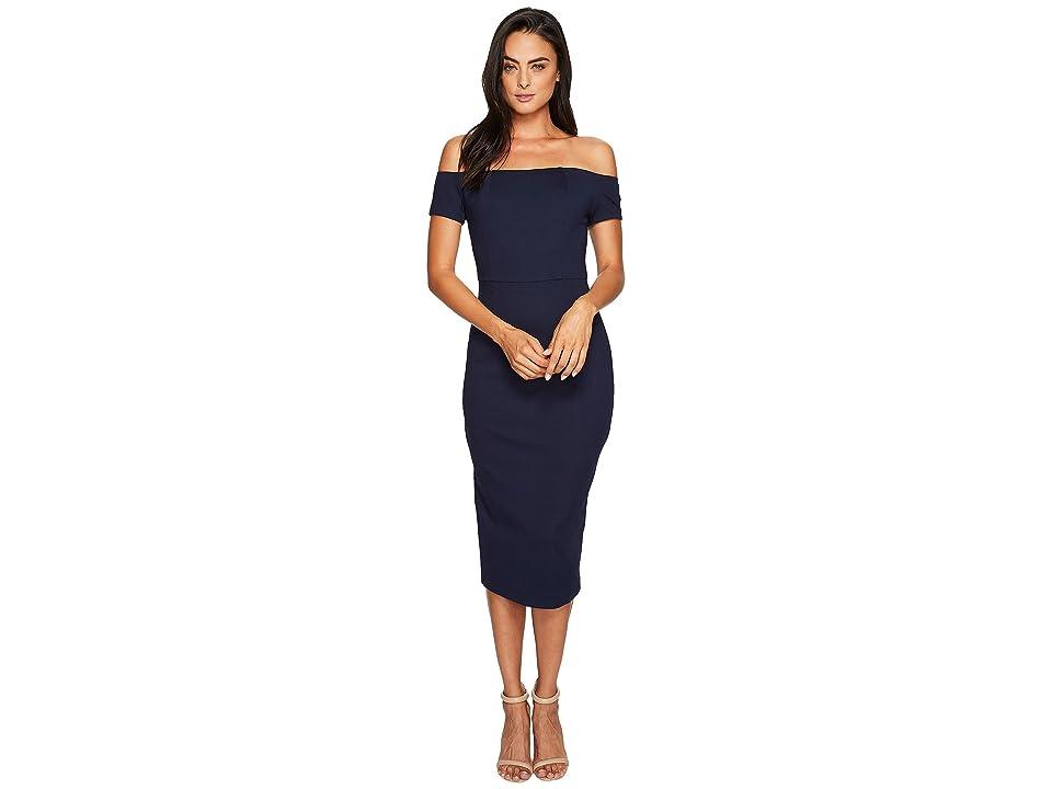 Trina Turk Candellyn Dress (Indigo) Women's Dress